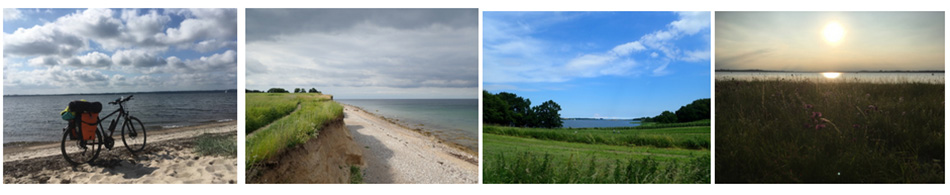 Ostseeküste Fotos: Dagmar Falk
