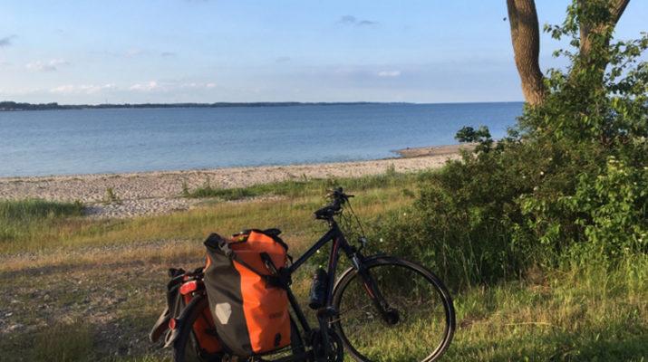 Beitragsbild Radtour von Dagmar Falk