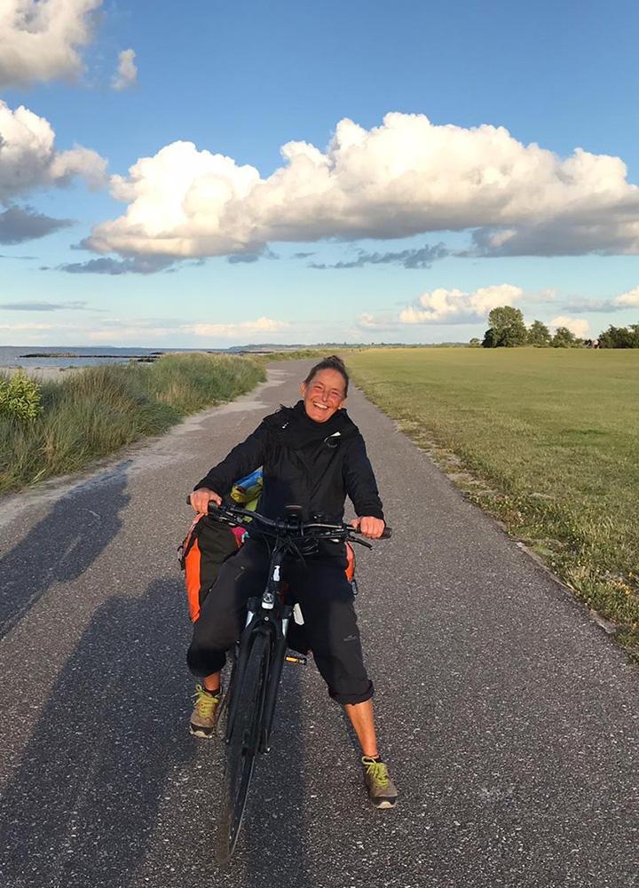 Dagmar Falk wandern und radeln  einfachwandern.de